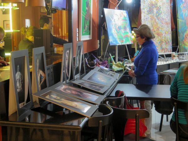 Arte E Terapia - Workshop com o Artista Plastico e Psicanalista Henrique Vieira Filho
