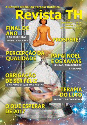 Capa Revista Terapia Holística