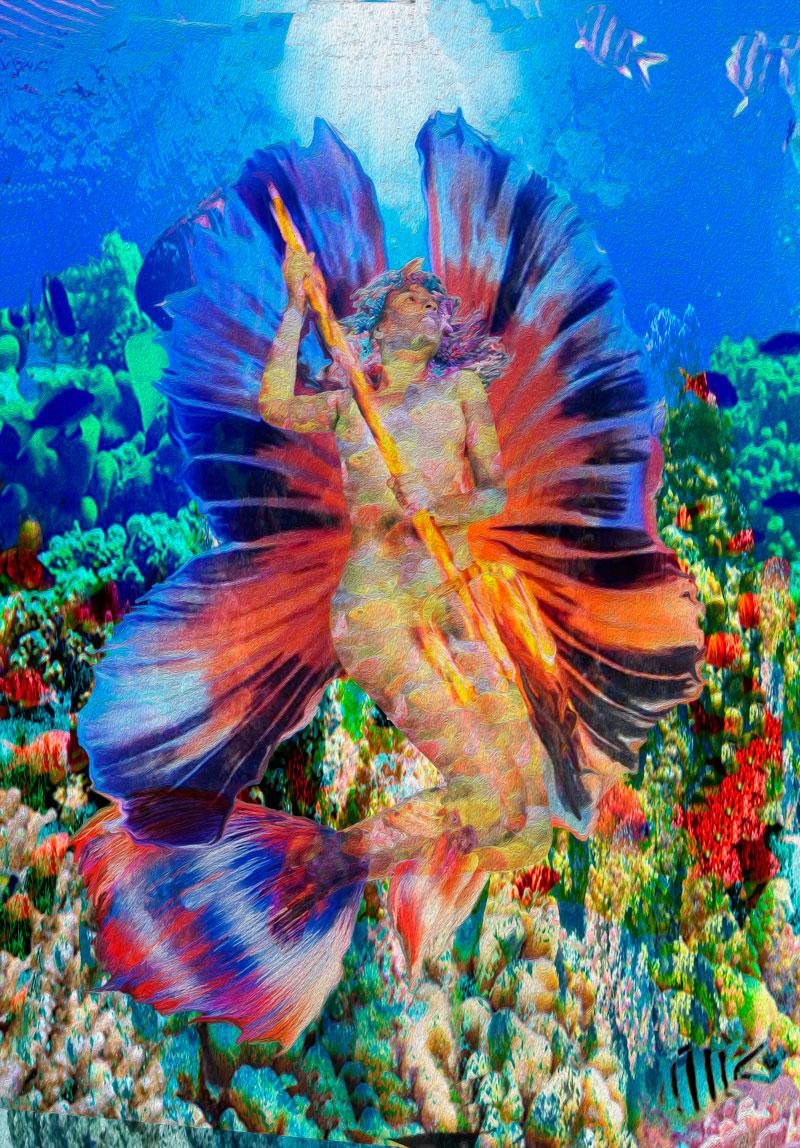 Mermaid Himeropa