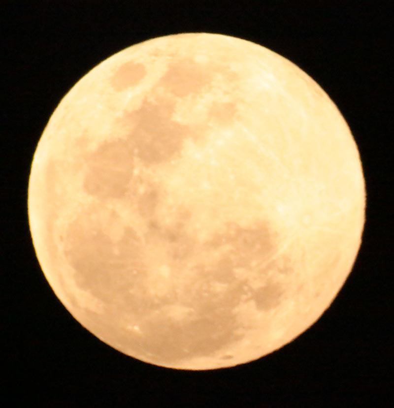 A Super Lua E Eu