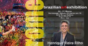 Brazilian Art Exhibition - Rome, de Henrique Vieira Filho