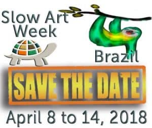 Slow Art Week Brazil