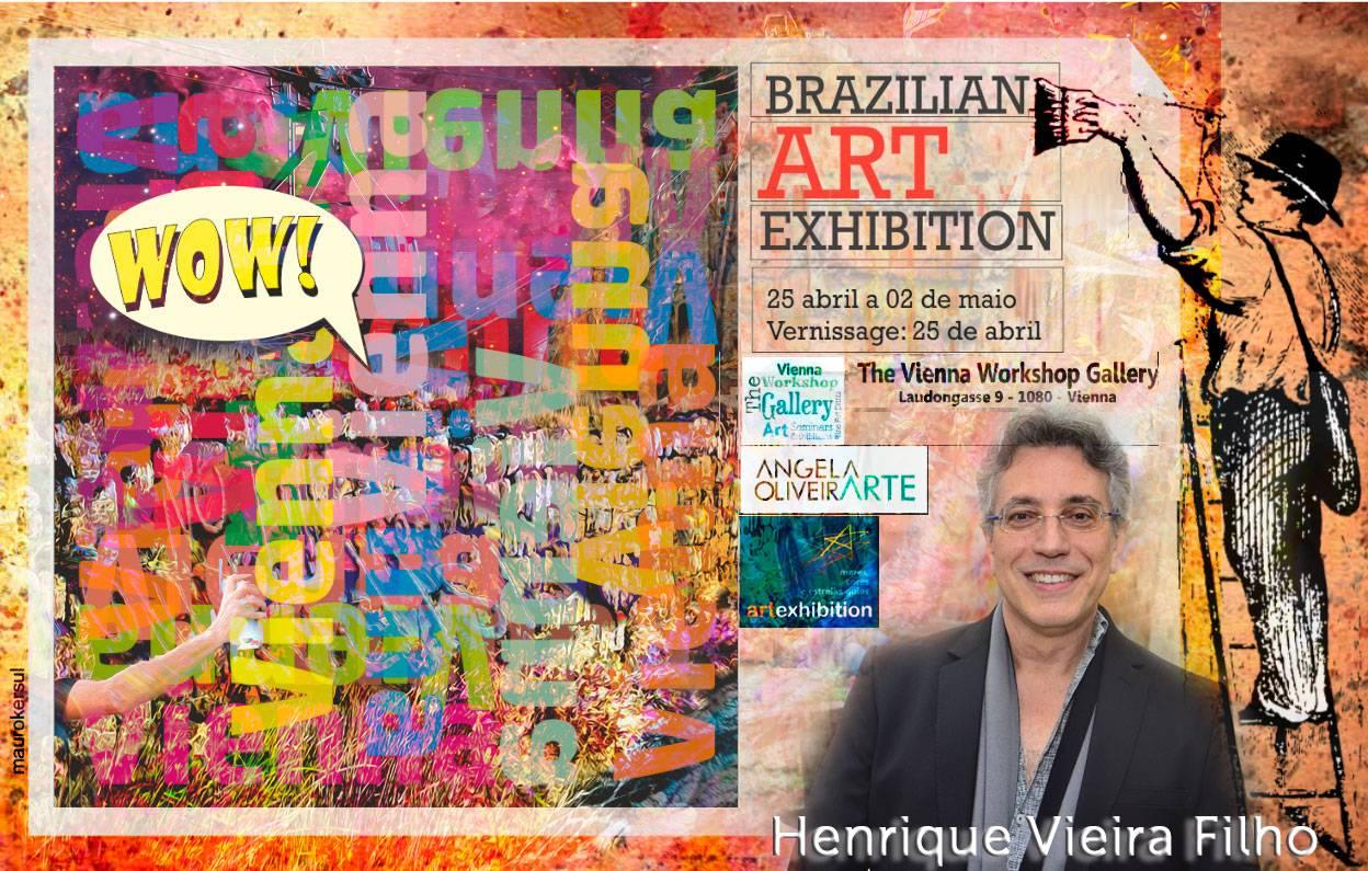 Brazilian Art Exhibition - Vienna