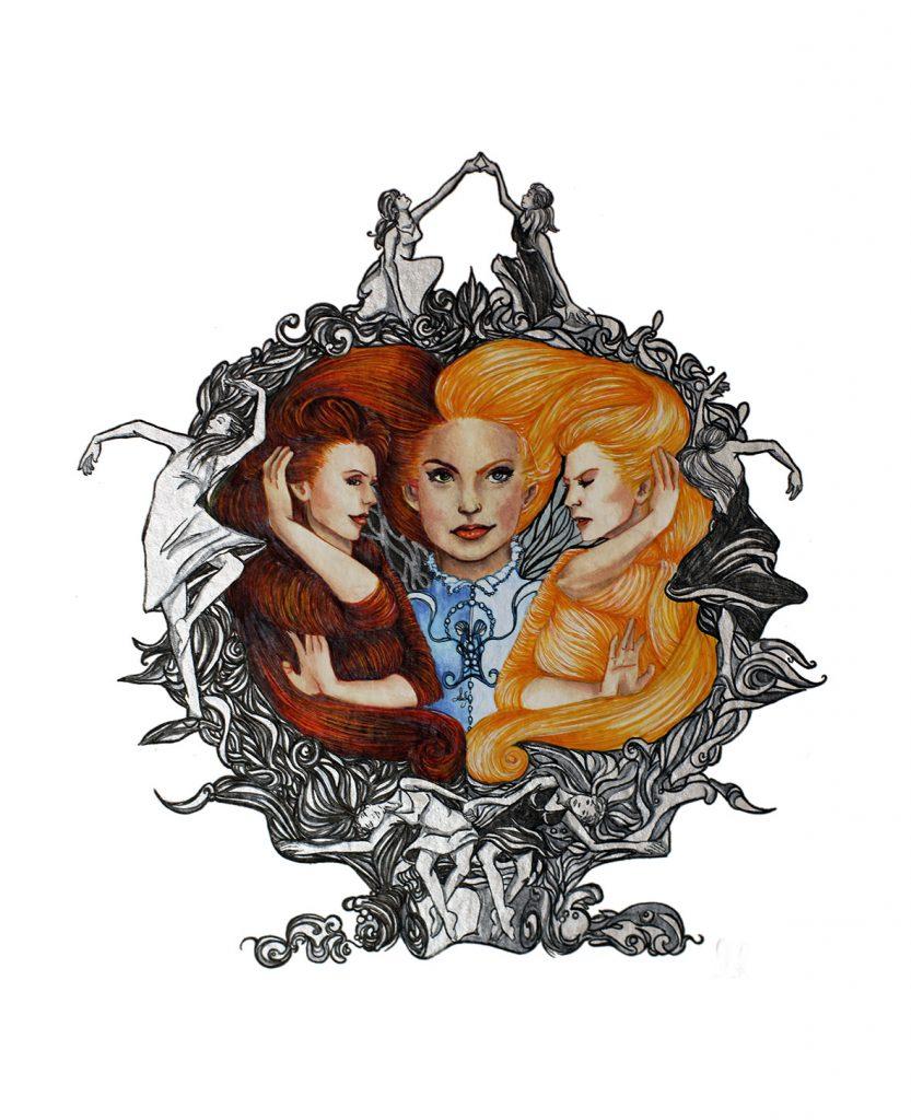 A Dualidade Geminiana – Artista: Samanta Fachinelli