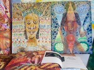 Exposição Diversidade - homenagem ao Da Da Consciência Negra